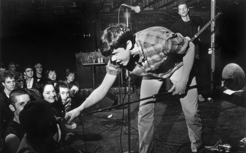 Les Butthole Surfers, Houston 1985
